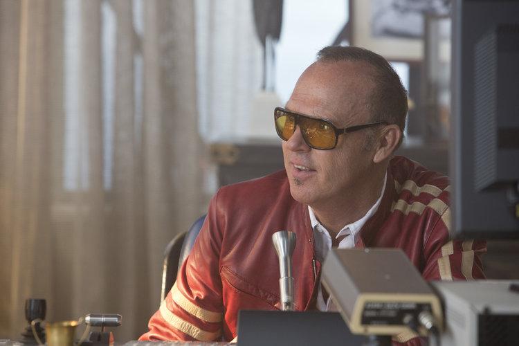 Michael Keaton Needs Birds
