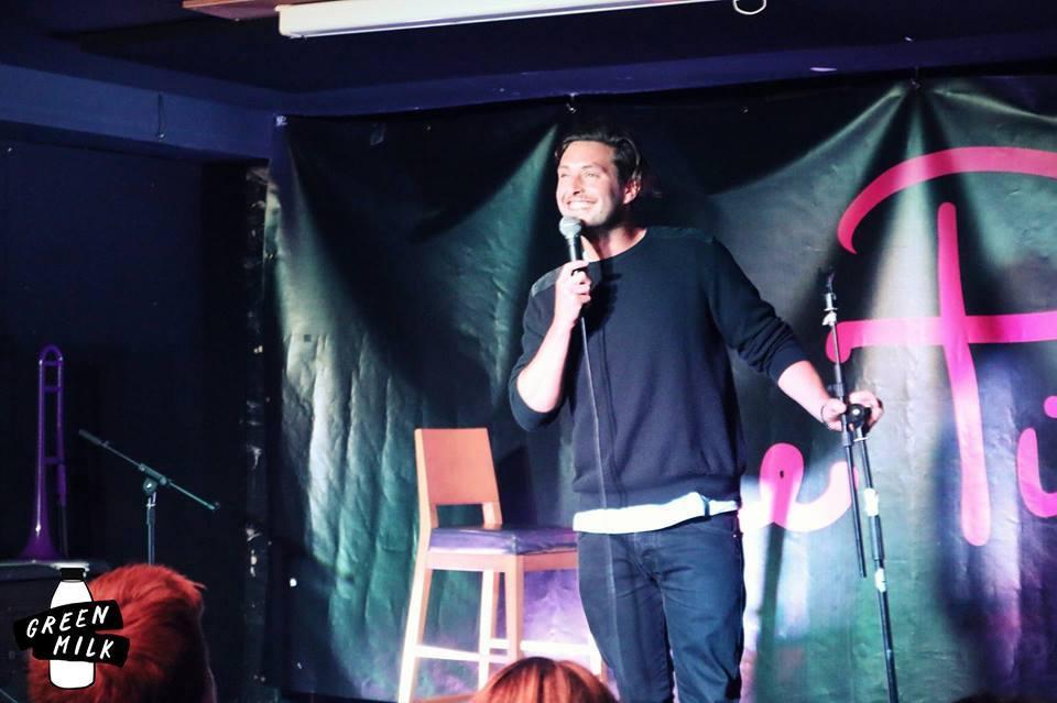 Orry Gibbens Comedian