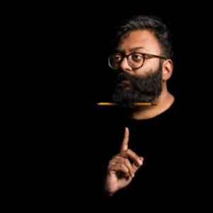 Sunil Patel Comedian