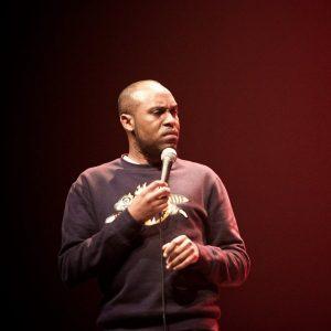 Dane Baptiste Comedian London